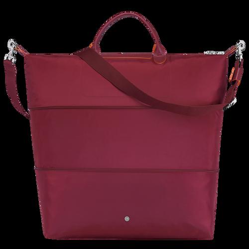 Travel bag, Garnet red - View 3 of  4 -