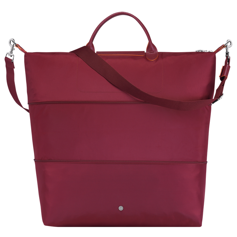 Travel bag, Garnet red - View 3 of  4 - zoom in