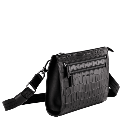 Crossbody bag, Black - View 2 of  3 -
