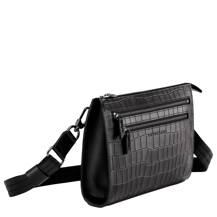 Crossbody bag, Black - View 2 of  3 - zoom in