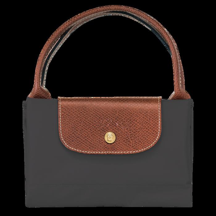 Top handle bag M, Gun metal - View 4 of 4 - zoom in