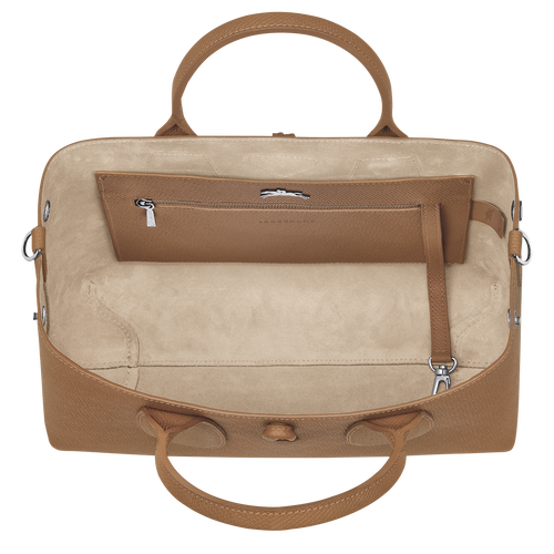 Top handle bag M, Natural - View 5 of  5 -