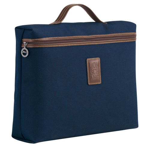 Briefcase, Blue, hi-res - View 2 of 3