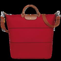 Erweiterbare Reisetasche