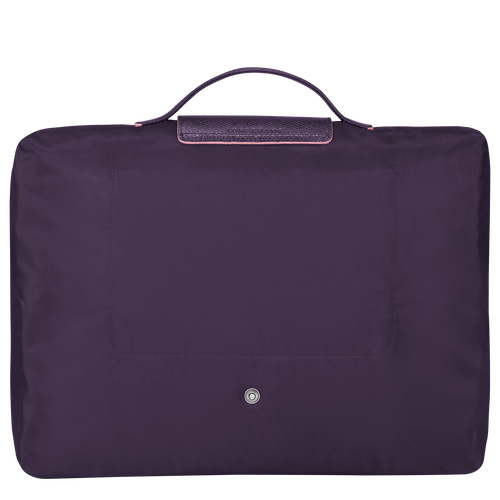 Briefcase S, Bilberry - View 3 of 5 -