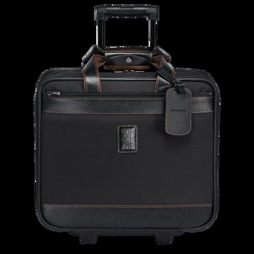 Wheeled briefcase Boxford Black (L1476080001)   Longchamp DK