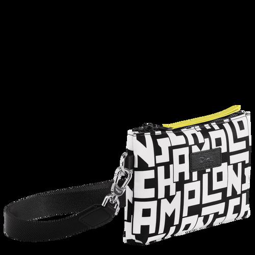 手拿包, 黑/白色, hi-res - 2 的視圖 3