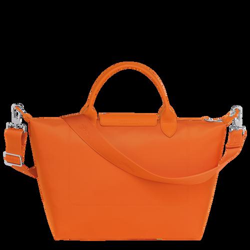 Top handle bag, Orange, hi-res - View 3 of 3