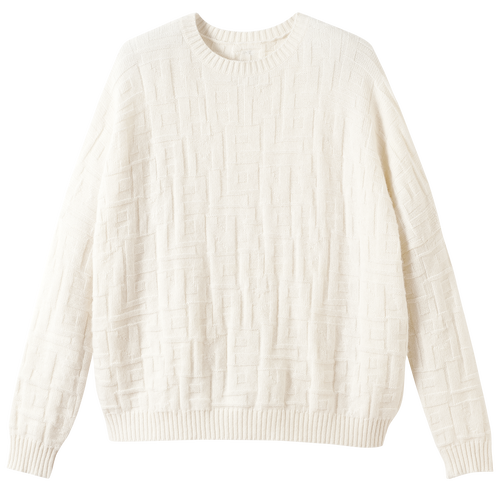 Pullover, Ivory - View 2 of  2 -