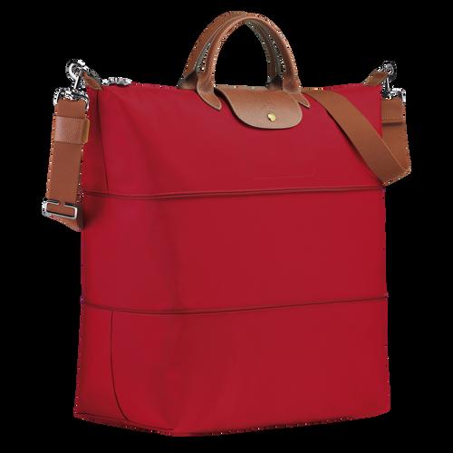 Travel bag, Red, hi-res - View 2 of 4