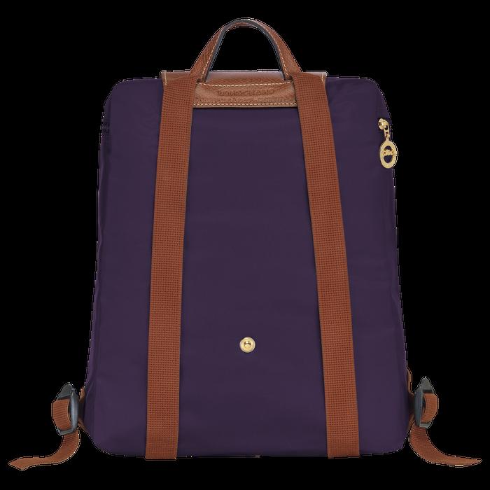 Le Pliage 原創系列 後背包, 藍莓色