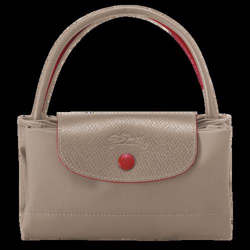 Top handle bag S, Brown, hi-res - View 4 of 4