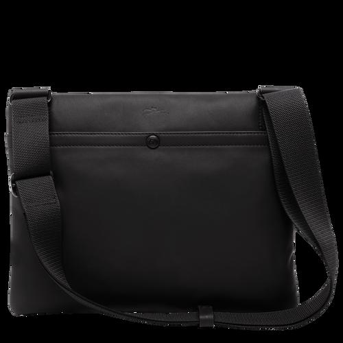 斜背袋, 黑色, hi-res - 3 的視圖 3