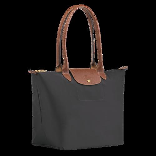 Shoulder bag L, Gun metal - View 2 of  4 -