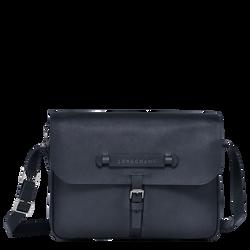Hobo bag, 606 Midnight blue, hi-res