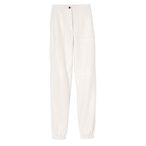 Trousers, Ivory, hi-res - View 1 of 1