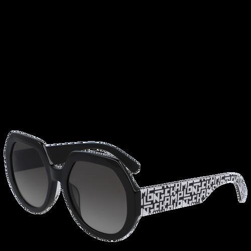 Sonnenbrille, Schwarz, hi-res - View 3 of 3