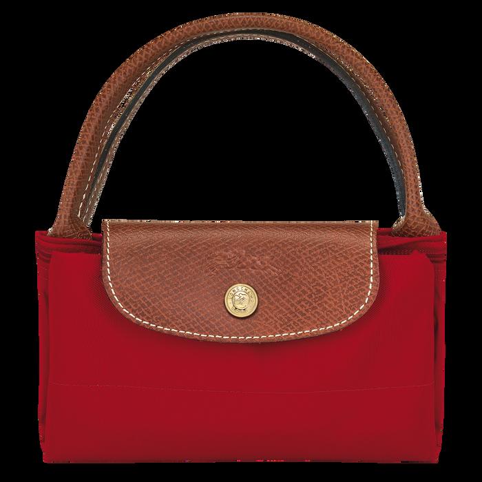 Le Pliage Original Sac porté main S, Rouge