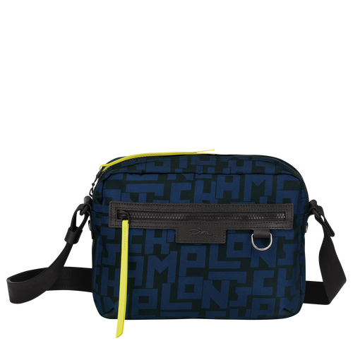 Crossbody bag M, Black/Navy - View 1 of  4 -