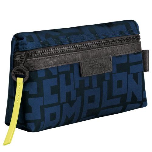 Pouch, Black/Navy - View 2 of  3 -