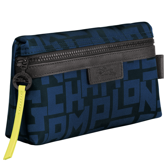 Pouch, Black/Navy - View 2 of  3 - zoom in