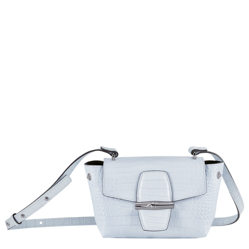 Crossbody bag XS, Sky Blue - View 2 of  4.0 -