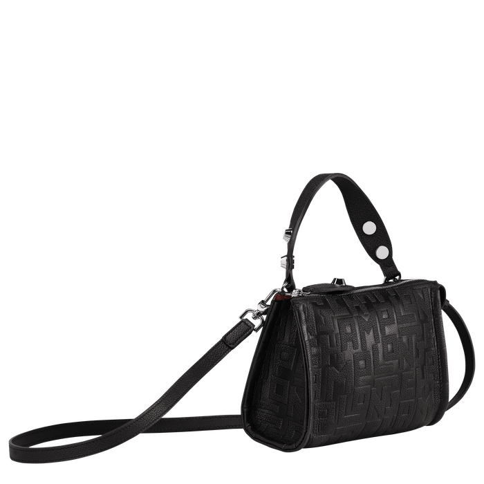 Crossbody bag, Black, hi-res - View 2 of 3