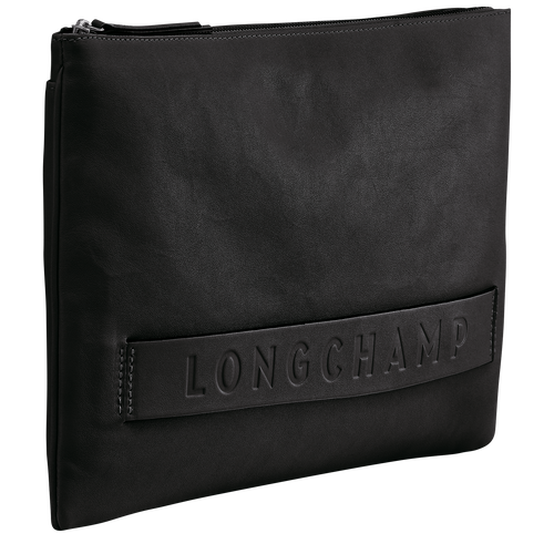 Large Pouch, Black, hi-res - View 2 of 3