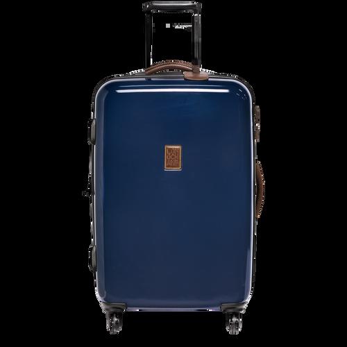 Koffer, Blauw - Weergave 1 van  3 -