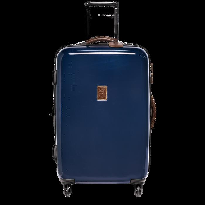 Koffer, Blauw - Weergave 1 van  3 - Meer inzoomen.
