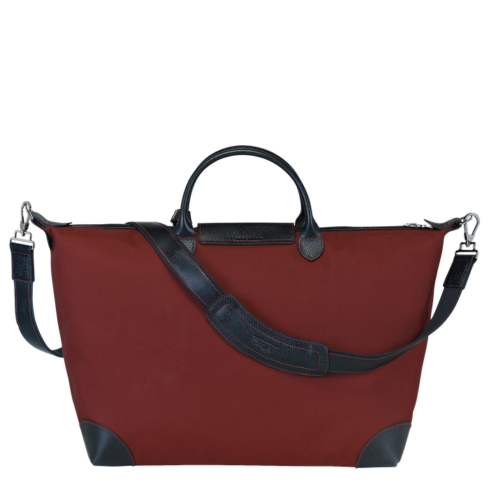 Travel bag, Red lacquer, hi-res - View 3 of 3
