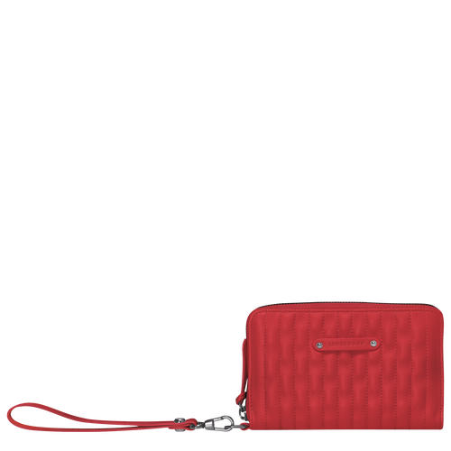 Compact wallet, Red, hi-res - View 1 of 4