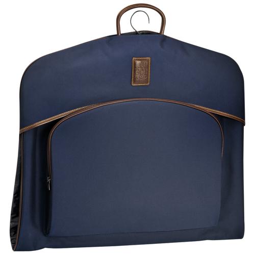 View 1 of Garment bag, 127 Blue, hi-res