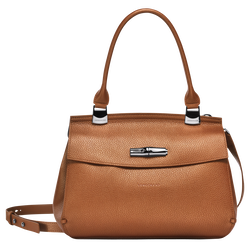 Top handle bag S, 121 Caramel, hi-res