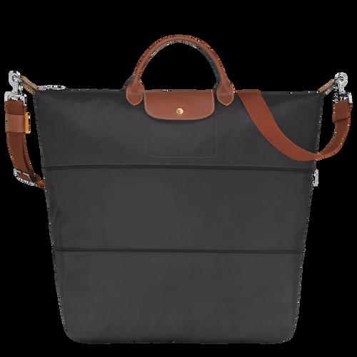 Travel bag, Gun metal - View 1 of  4 -