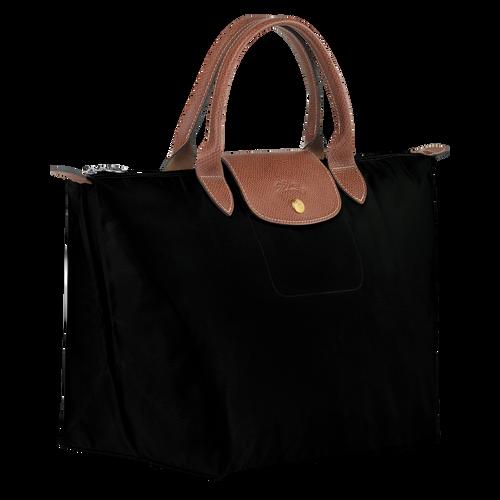 Handtasche M, Schwarz - Ansicht 2 von 8.0 -