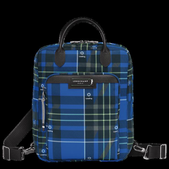 後背包, 藍色 - 查看 1 3 - 放大