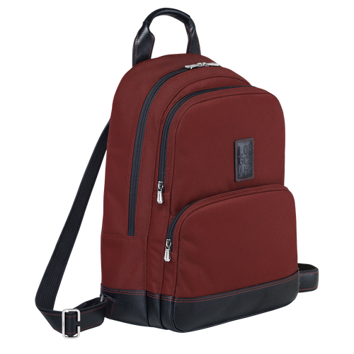 Backpack, Red lacquer - View 2 of  3 -