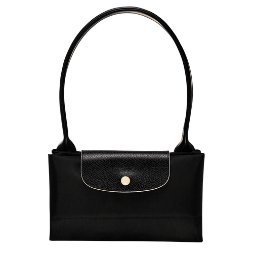 Shoulder bag L, Black/Ebony - View 4 of  5 -