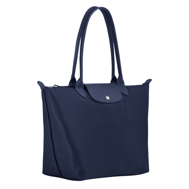 Shoulder bag L, Navy - View 2 of  5 - zoom in