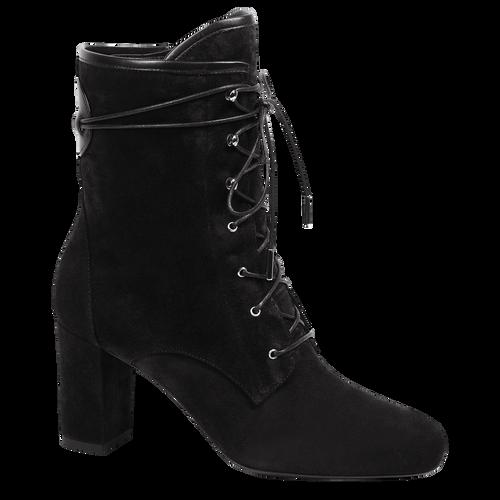 Ankle boots, 001 Black, hi-res