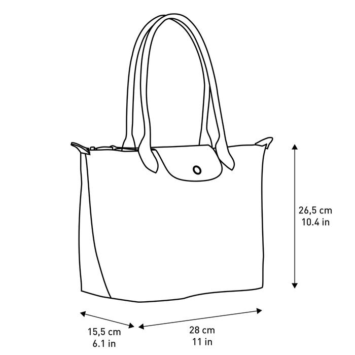 Shoulder bag S, Navy - View 5 of 5 - zoom in