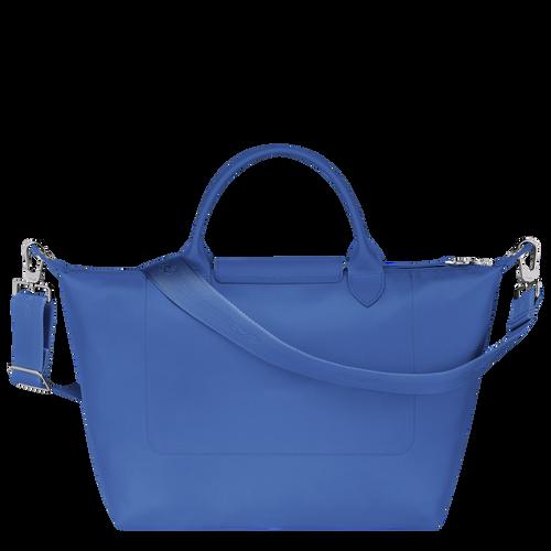 Le Pliage Néo Top handle bag M, Blue