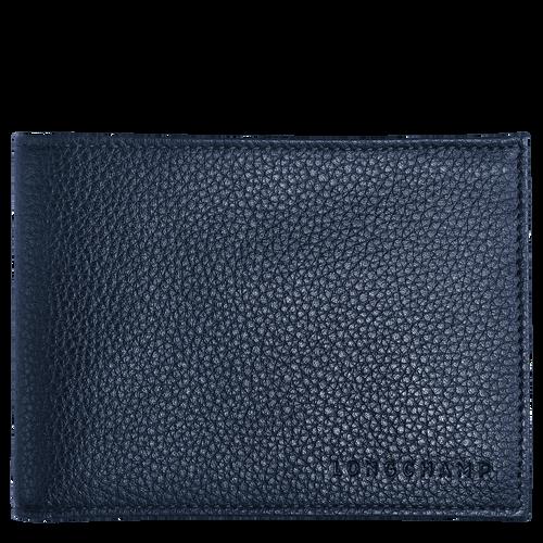 Wallet, Navy, hi-res - View 1 of 2