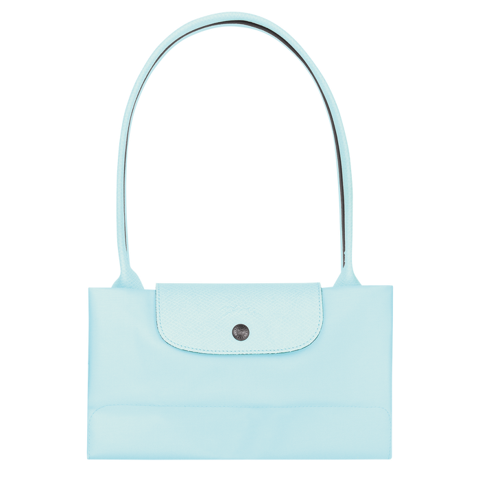 Shoulder bag L, Cloud Blue, hi-res - View 4 of 4