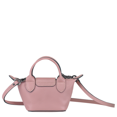 Crossbody bag XS, Antique Pink - View 3 of 4 -