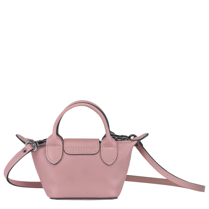 Crossbody bag XS, Antique Pink - View 3 of 4 - zoom in