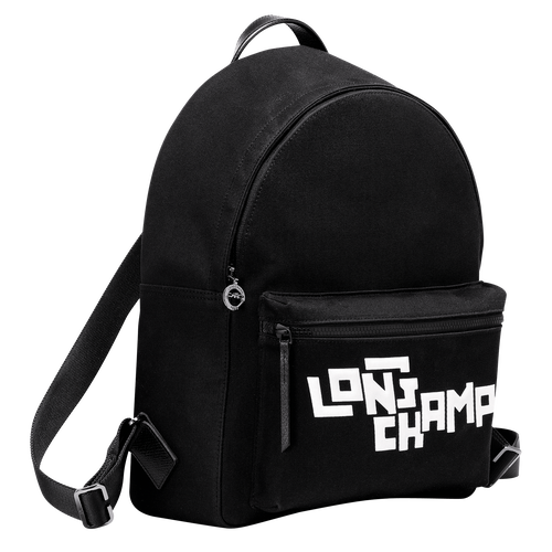 Backpack, Black/White, hi-res - View 2 of 3