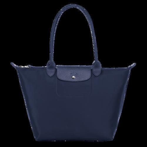 Shoulder bag L Le Pliage Néo Navy (L1899598006) | Longchamp US