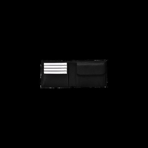 View 3 of Small wallet, 047 Black, hi-res